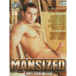 Mansized DVD (15779D)