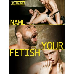 Name Your Fetish DVD (10672D)