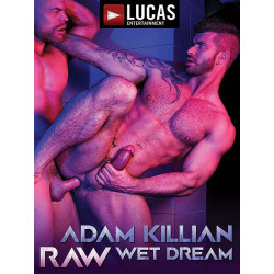 Adam Killian Raw Wet Dream DVD (11182D)