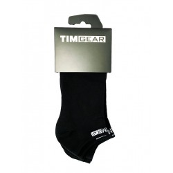 TIM Gear Ankle Socks Black 3-Pack One-Size (T5090)
