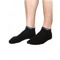TIM Gear Ankle Socks Black 3-Pack One-Size