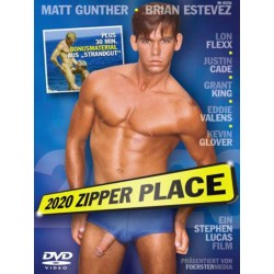 2020 Zipper Place DVD (15579D)