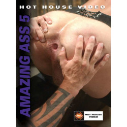 Amazing Ass #5 (Hot House Anthology) DVD (12652D)
