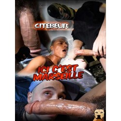 Ici c`est Marseille DVD (12692D)