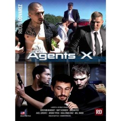 Agents X DVD