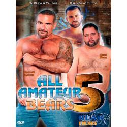All Amateur Bears #5 DVD