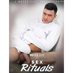 Sex Rituals DVD (Macho Guys) (15346D)