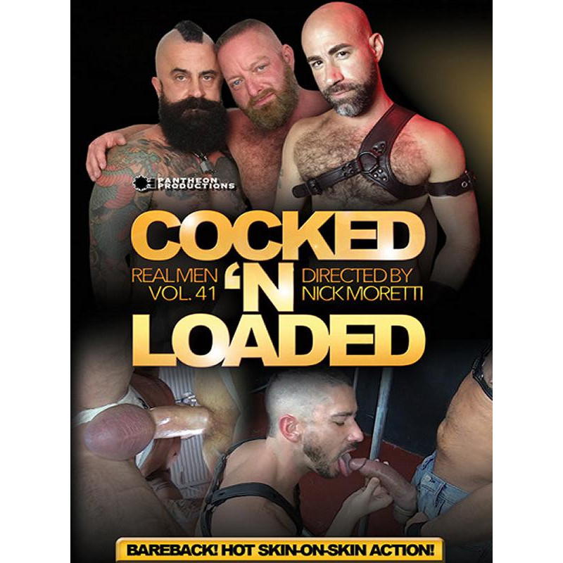 Cocked `N Loaded DVD (15676D)