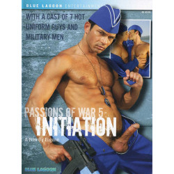 Passions Of War #5: Initiation DVD (15861D)