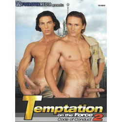 Temptation On The Force #2 DVD (15655D)